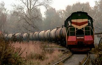 Перевозка нефти