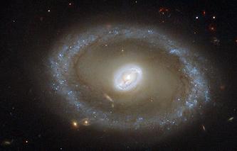 ESA/Hubble & NASA / HANDOUT