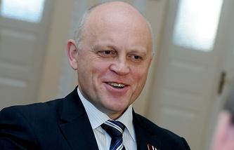 Виктор Назаров, губернатор Омской области
