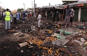 Ситуация на севере Нигерии