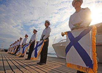 Морской флот России