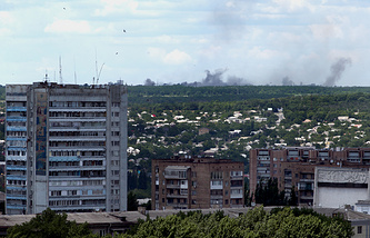 Восток Украины