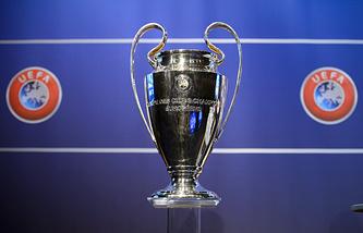 Трофей победителя Лиги чемпионов