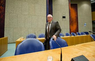 Глава МИД Нидерландов Франс Тиммерманс