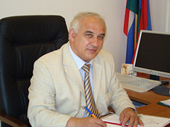 Первый заместитель министра труда и занятости Карелии Гивий Карапетов