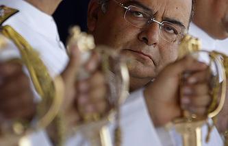 Министр обороны Индии  Арун Джетли