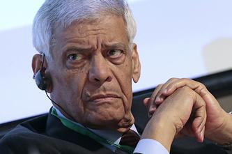 Генеральный секретарь ОПЕК Абдалла Салем Эль Бадри