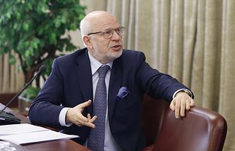 Председатель Совета при президенте по развитию гражданского общества и правам человека Михаил Федотов