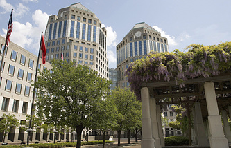 Штаб-квартира Procter&Gamble в штате Огайо, США