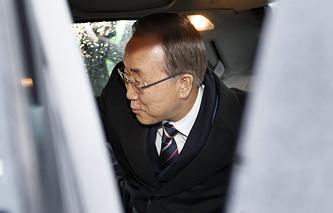 Пан Ги Мун