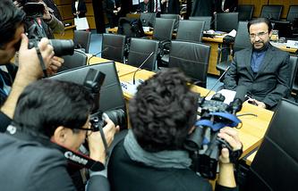 Заседание Совета управляющих МАГАТЭ в Вене