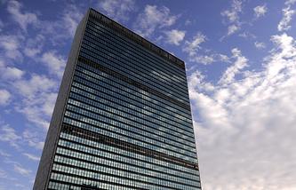 Здание штаб-квартиры ООН
