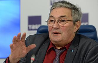 Директор ИКИ РАН Лев Зеленый