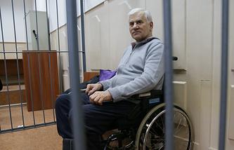 Бывший мэр Махачкалы Саид Амиров