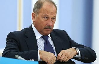 Глава ВЭБ Владимир Дмитриев