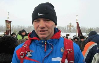 Боксёр Иван Климов