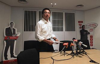 Министр транспорта Малайзии Лиоу Тионг Лай