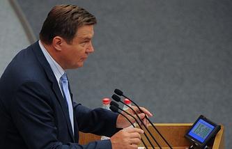 Председатель комитета Госдумы РФ по физической культуре и спорту Игорь Ананских