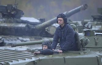 Премьер- министр Украины Арсений Яценюк