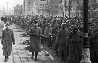 Освобождение Познани от немцев