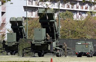 Противоракетный комплекс Patriot