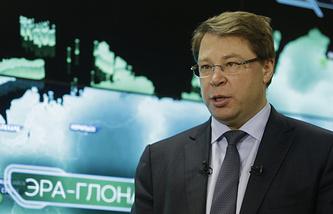 """Президент некоммерческого партнерства """"ГЛОНАСС"""" Александр Гурко"""