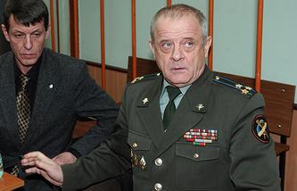 Полковник ГРУ в отставке Владимир Квачков, 2010 год