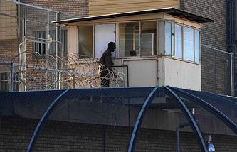 Тюрьма,где Оскар Писториус отбывает наказание