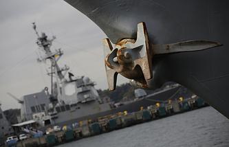 Крейсер ВМС США класса Ticonderoga