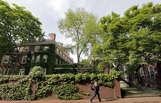 Гарвардский университетав Кембридже