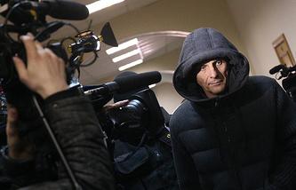 Александр Хорошавин в Басманном суде