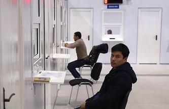 Новый миграционный центр в Новомосковском административном округе