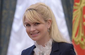"""Президент """"Федерации санного спорта России"""" Наталия Гарт"""