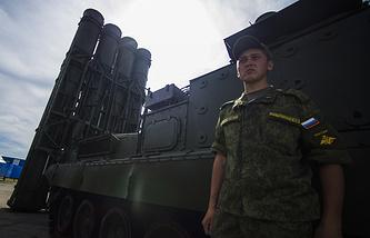 """Комплекс С-400 """"Триумф"""""""