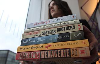 Книги претендентов на Букеровскую премию  2011 года