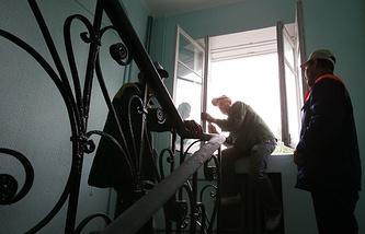 Ремонт в жилом доме
