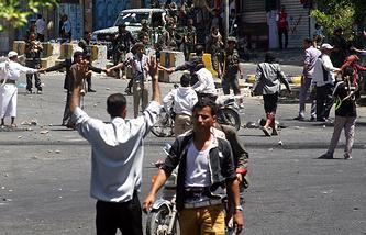 Беспорядки в Таизе