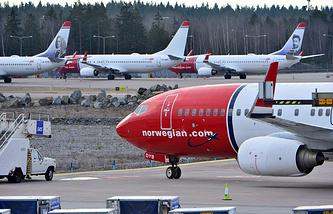 Самолеты авиакомпании Norwegian Air Shuttle