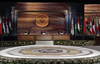 Саммит Лиги арабский государств в Шарм-эш-Шейхе
