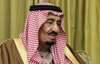 Король Сальман бен Абдель Азиз Аль Сауд