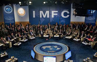 Заседание МВФ
