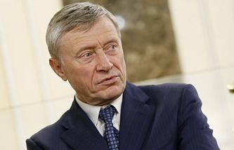 Генеральный секретарь Организации Договора о коллективной безопасности (ОДКБ) Николай Бордюжа