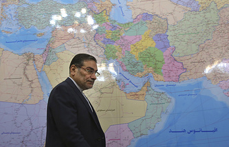 Секретарь Высшего Совета Национальной Безопасности ИРИ Али Шамхани