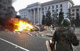 Одесса, 2 мая 2014 года