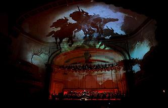 """Концертный зал """"Карнеги-Холл"""""""