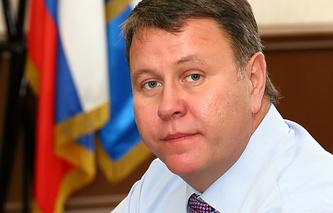 Мэр Калуги Константин Баранов