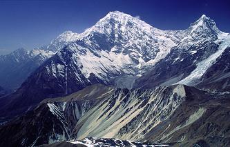 Гора Лангтанг Лирунг