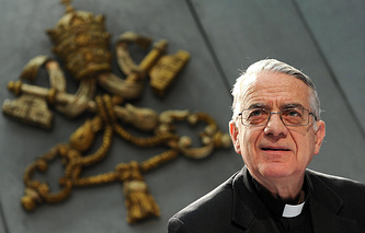 Отец Федерико Ломбарди