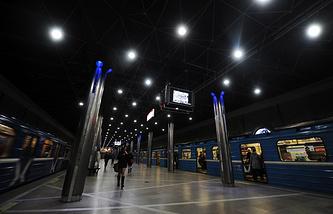 Новосибирский метрополитена