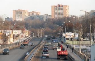 Подольск. Улица Ленина